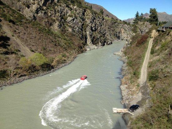 Select Braemar Lodge & Spa: jet boat