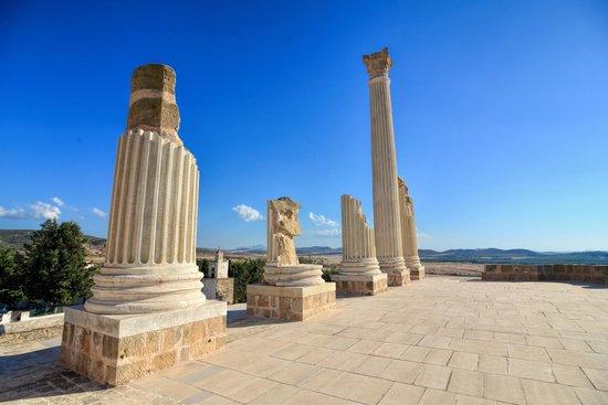 Uthina (Oudhna): Jupiter Temple