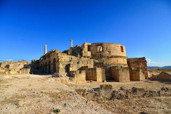 Uthina (Oudhna): Uthina Capitol