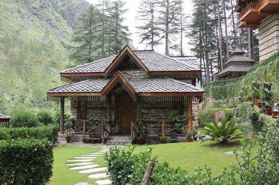 Kasol, India: Cottage