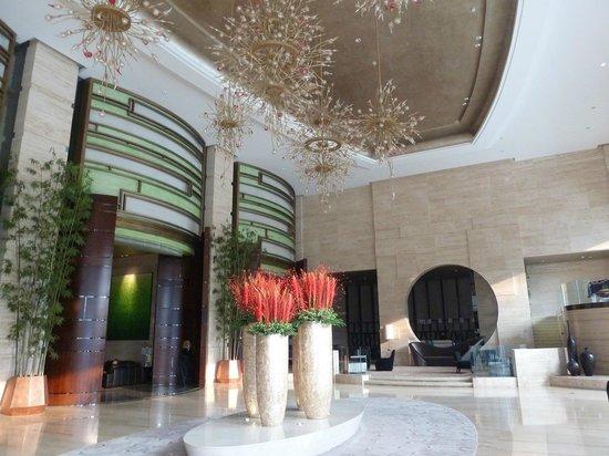 Xindao International Hotel: Foyer