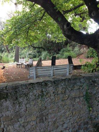 Domaine a L'Aise: Bocce/Petonk (sp?) area