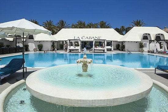 Los Monteros Spa & Golf Resort GL: La Cabane Beach Club