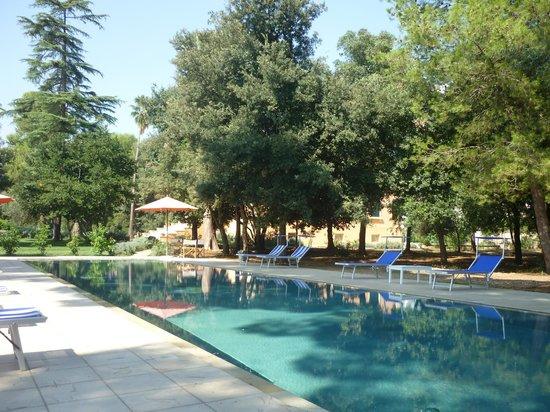 Villa Arditi: piscina