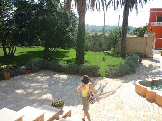 Villa Arditi: Giardino