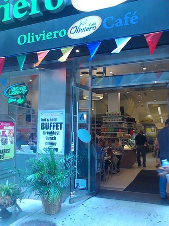 Cafe Oliviero