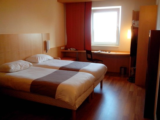 Ibis Stuttgart Airport Messe: Twin room