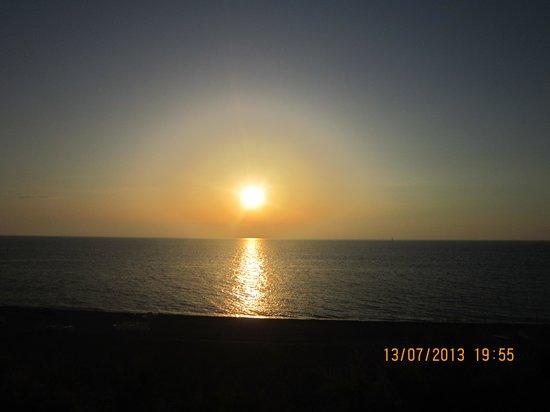 Nettuno Resort: tramonto