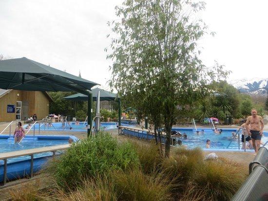 Hanmer Springs Thermal Pools & Spa : the resort