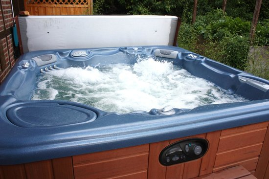 The Cosy Home: Whirlpool - traumhaft!