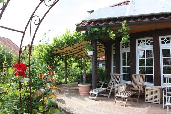 The Cosy Home: Weg Richtung Haupthaus