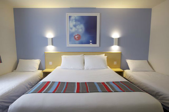 Travelodge Glasgow Central: Family Room