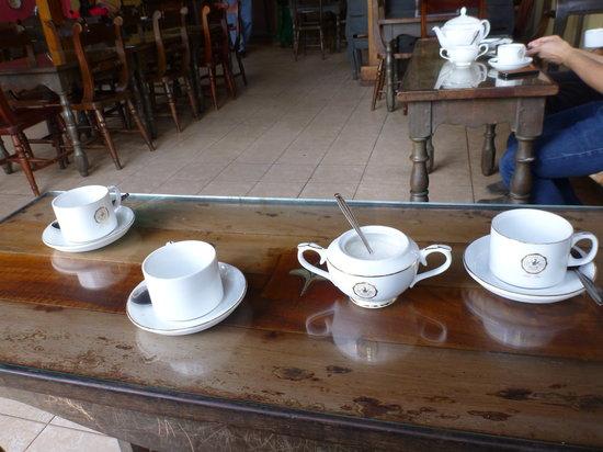 Macwood Tea Factory: наш столик
