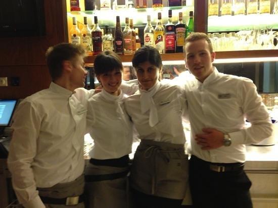 NH Heidelberg: very friendly staff!good job and thanks