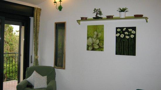 B&B Villa Maria Giovanna : la nostra camera