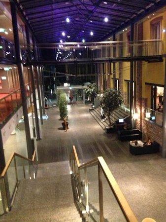 NH Heidelberg: amazing entrance