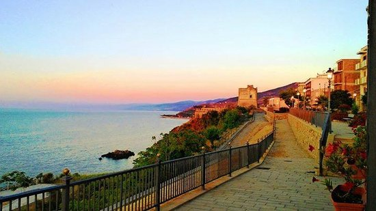 B&B Pepito : panorama dai tramonti indimenticabili