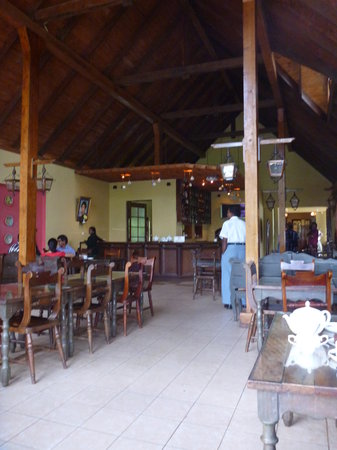 Macwood Tea Factory: павильон