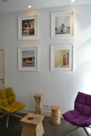 Hotel One Shot Prado 23: Lobby