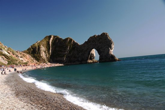 Eastclose Country House Hotel: Durdle Door