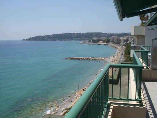 Hotel Princess & Richmond : une vue depuis la chambre