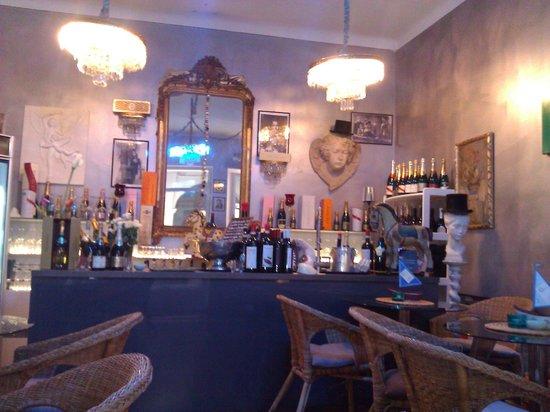 Casale Monferrato, Italia: Il Cortile - Creperie Champagnerie