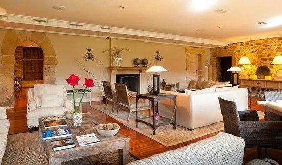 Palacio de Rubianes Hotel & Golf: Salon