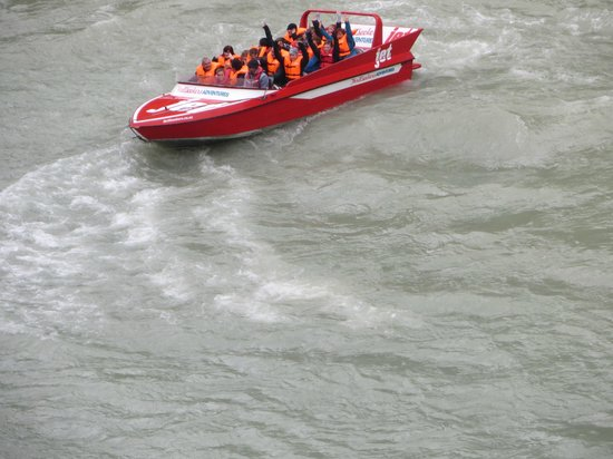Hanmer Springs Attractions: jetboats