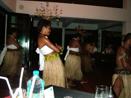 The Pearl Resort: Another dance performer at the Lovo Dinner