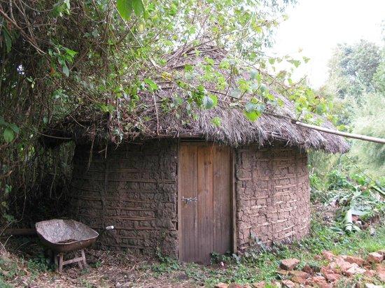 Amajambere Iwacu Community Camp: Double banda