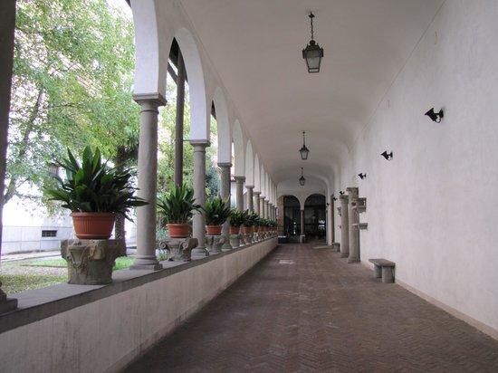 Chiesa di San Bartolomeo: il chiosco