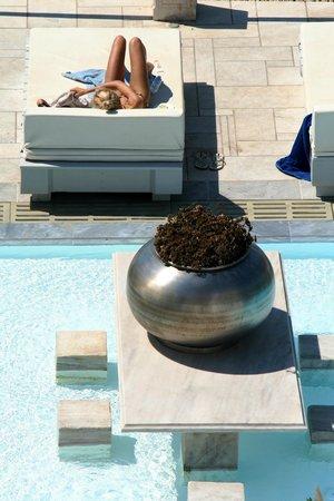 Greco Philia | Hotel Boutique : Lazing