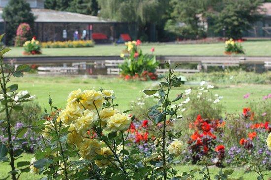 Weltvogelpark Walsrode: Wunderschöne Außenanlagen