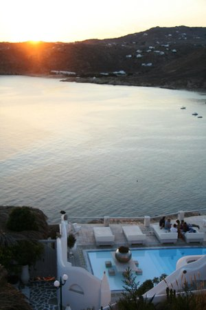 Greco Philia | Hotel Boutique : Sunset