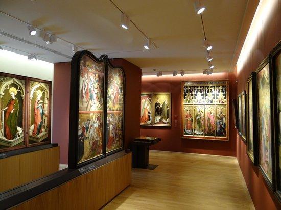 Musée des Beaux-arts de Dijon : The German Room