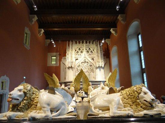 Musée des Beaux-arts de Dijon : The Tombs