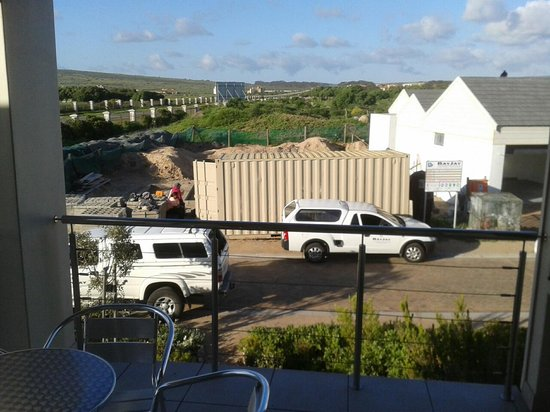 Langebaan Country Estate : View from our Balcony
