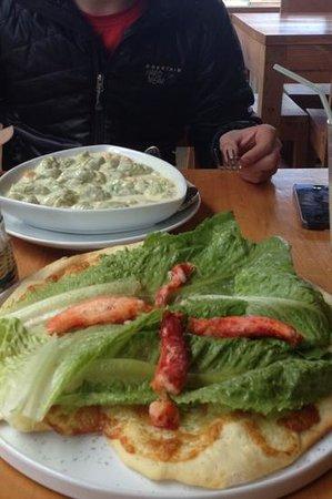 La Guanaca Pizzeria : juzguen ustedes mismos