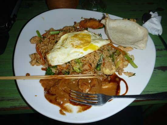 Pondok Ayu: The Little Bird Nasi Goreng