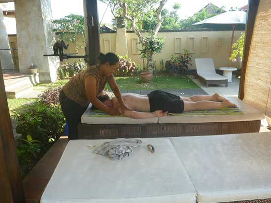 Pondok Ayu: Seriously indulge in a massage a day!