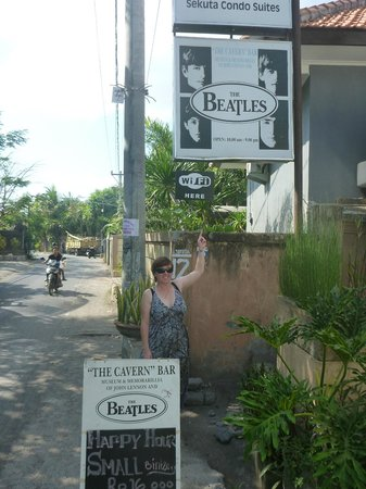 Pondok Ayu: The Bali Beatles Cavern Club!