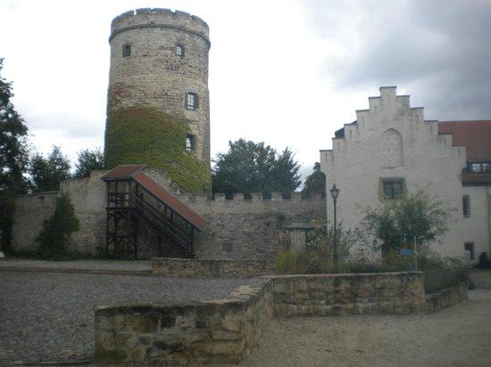 Schlosshotel Schkopau: Bergfried