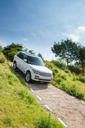 Land Rover Experience - Private Drives: All-New Range Rover