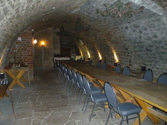 Schlosshotel Schkopau: Gewolbekeller