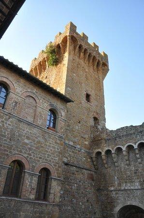 Agriturismi Il Castello La Grancia : torre