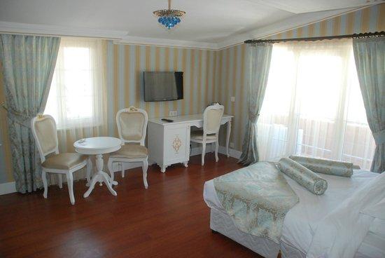 Alyon Hotel: Delux