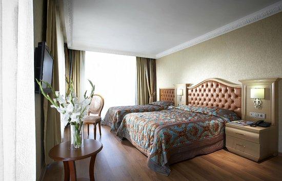 Emre Beach Hotel Rooms
