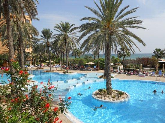 Hotel Vendome El Ksar Resort & Thalasso : Piscina
