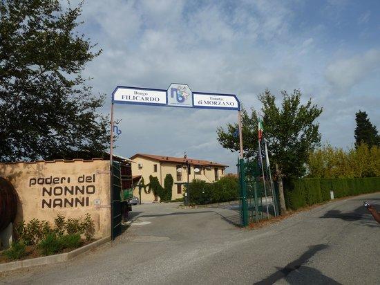 Borgo Filicardo: de borgo