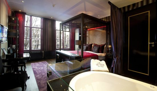 The Toren: Special Deluxe room with canal view